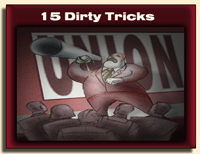 Prevent Union -- 15 Tricks Brochure